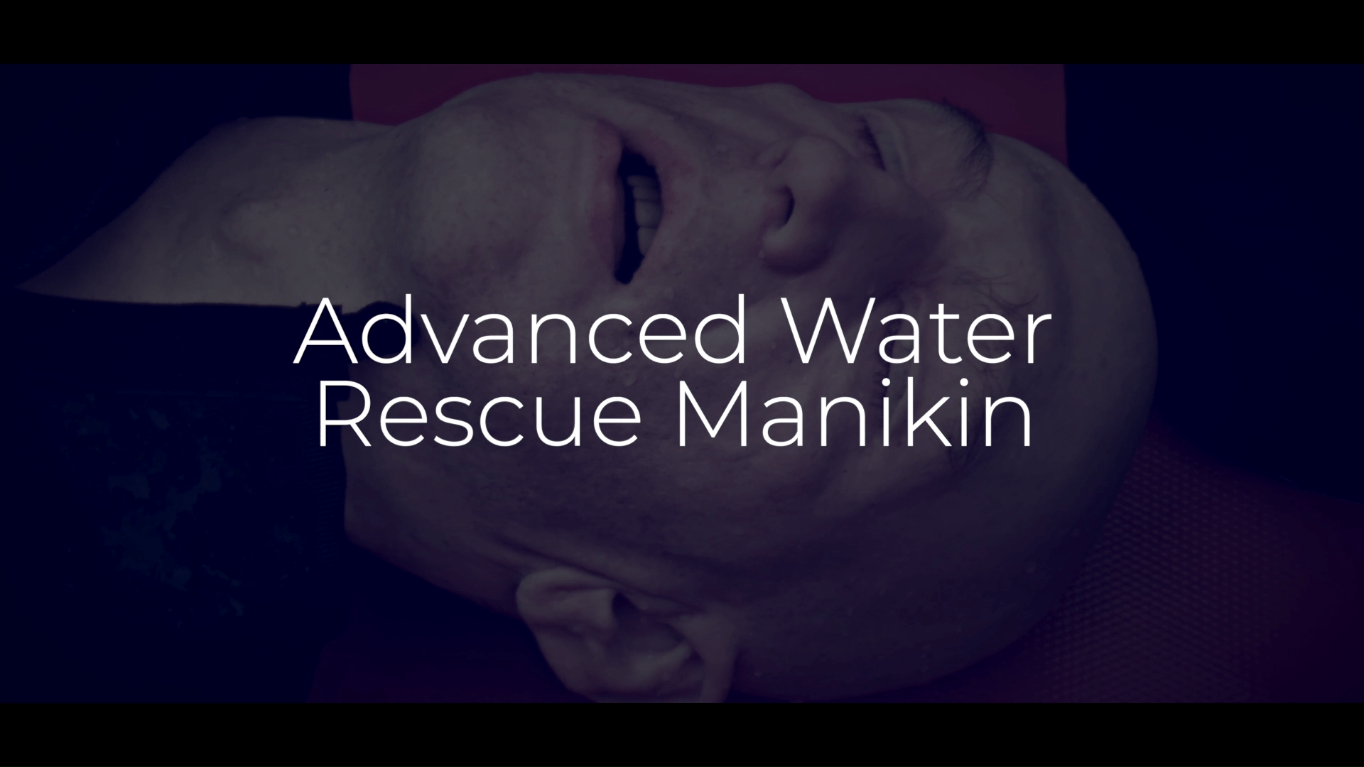 Advanced Water Rescue Manikin