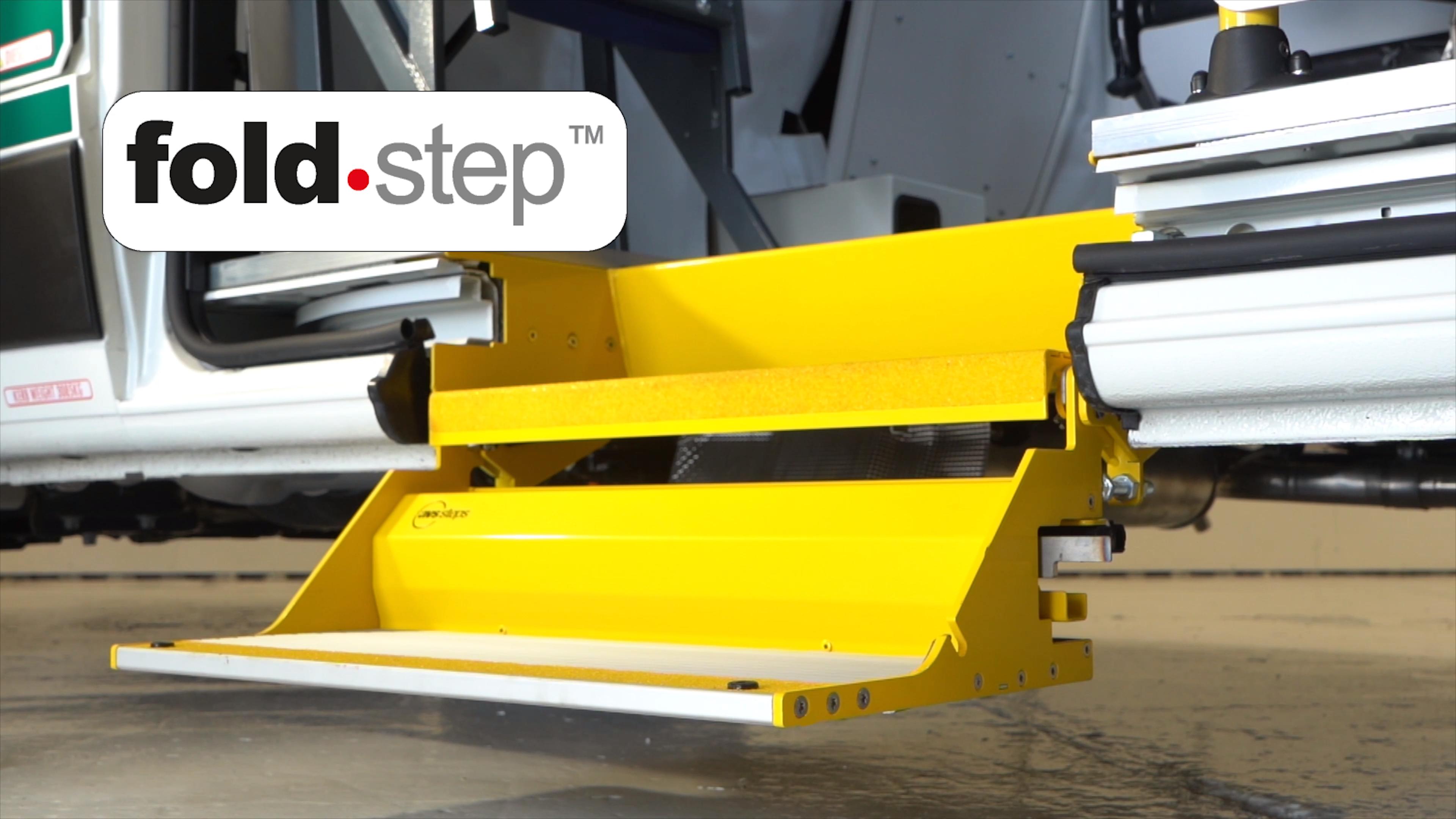 Fold Step – AVS Steps